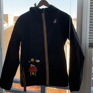 Limited Edition Snoopy Windbreaker
